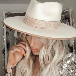 Ivory Rancher Special Hat | Bohemian Mama