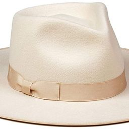 Lack of Color Women's Ivory Rancher Fedora Hat | Amazon (US)