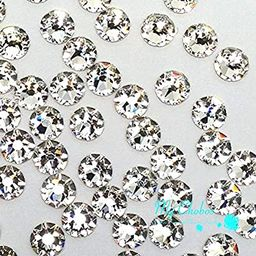720 pcs Crystal (001) clear Swarovski NEW 2088 Xirius 16ss Flat backs Rhinestones 4mm ss16 | Amazon (US)