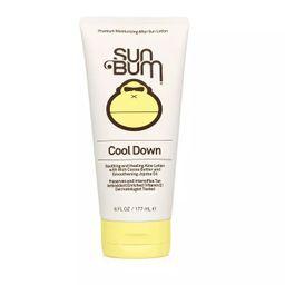 Sun Bum Cool Down Hydrating After Sun Lotion - 6 fl oz | Target