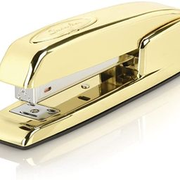 Swingline Stapler, 747, Manual, 25 Sheets Capacity, Business, Desktop, Gold Metallic (S7074721AZ) | Amazon (US)