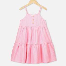 Mackenzie Sleeveless Dress | Cotton On (AU)