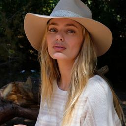 Ribbon Felt Panama Hat | Urban Outfitters (US and RoW)