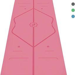 Liforme Original Yoga Mat - The World's Best Eco-Friendly, Non Slip Yoga Mat with The Original & ... | Amazon (US)