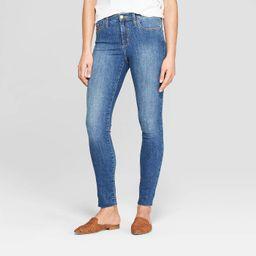Women's High-Rise Skinny Jeans - Universal Thread™ Medium Wash (Regular & Plus)   Target