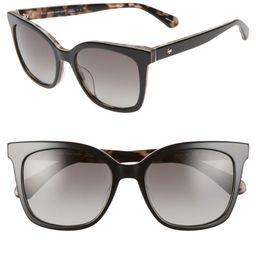 kiyas 53mm polarized cat eye sunglasses   Nordstrom