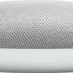 Home Mini (1st Generation) Smart Speaker with Google Assistant Chalk GA00210-US - Best Buy   Best Buy U.S.