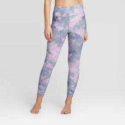 Women's Tie-Dye Portia High-Waisted Leggings - JoyLab™ | Target