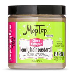 MopTop Curly Hair Custard - 8 fl oz   Target