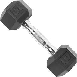 CAP Barbell Coated Hex Dumbbell Weights | Amazon (US)