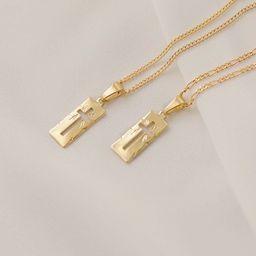 18k Gold Filled Cross Necklace, Petite Cross Pendant, Saint Necklace, Catholic, Christian, Gold C...   Etsy (US)