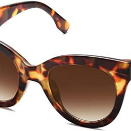 Retro Vintage Cateye Oversized Women Sunglasses Designer Glasses HOLIDAY SJ2074 | Amazon (US)