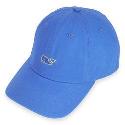vineyard vines Women's Baseball Caps 0431 - Bimini Blue Logo Baseball Hat | Zulily