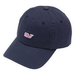 vineyard vines Women's Baseball Caps 0410 - Vineyard Navy Logo Baseball Hat | Zulily