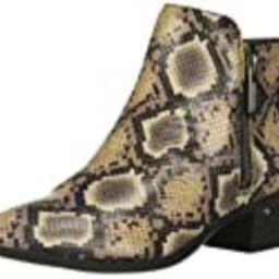 Circus by Sam Edelman Women's Highland Ankle Boot, Buff Taupe, 6 M US | Amazon (US)
