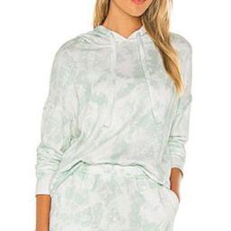 Rails Nico Sweatshirt in Mint Tie Dye from Revolve.com | Revolve Clothing (Global)