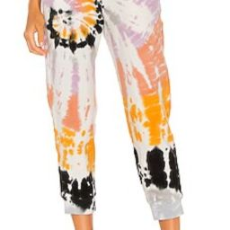 Electric & Rose Abott Kinney Sweatpant in Wildrose Wave Wash from Revolve.com   Revolve Clothing (Global)