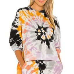 Electric & Rose Neil Sweatshirt in Wildrose Wave Wash from Revolve.com   Revolve Clothing (Global)