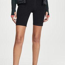 High Waisted Biker Shorts | Shopbop