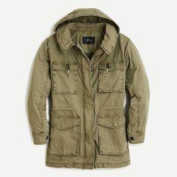 Lightweight utility jacket | J.Crew US