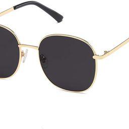 Designer Women Sunglasses Stylish Flat Mirrored Sunnies AURORA SJ1137   Amazon (US)