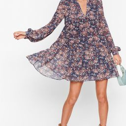 Grow the Score Floral Mini Dress | NastyGal (US & CA)