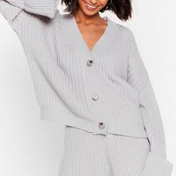 The Lap of Luxury Chunky Knit Shorts Lounge Set   NastyGal (US & CA)