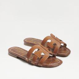 Sam Edelman Bay Slide Sandal Saddle Leather | Sam Edelman