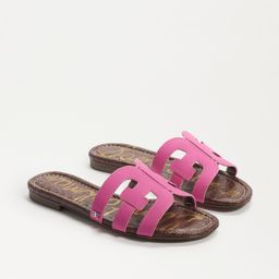 Sam Edelman Bay Slide Sandal Electric Pink | Sam Edelman