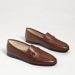 Sam Edelman Loraine Bit Loafer Toasted Coconut Leather | Sam Edelman