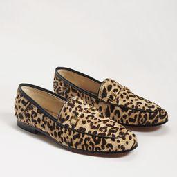 Sam Edelman Loraine Bit Loafer Sand Leopard | Sam Edelman
