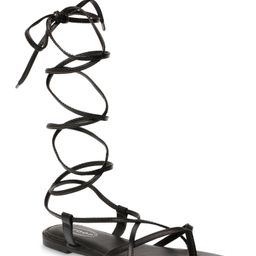 Scoop Women's Zoey Lace Up Thong Sandals | Walmart (US)