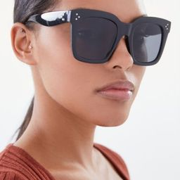 Piper Oversized Square Sunglasses | Urban Outfitters (US and RoW)