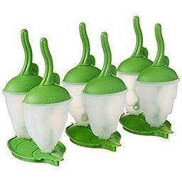 Bug Popsicle Molds with Sticks Ice Pop Maker BPA Free Food Safe Dishwasher Safe – Shapes Include Bee | Walmart (US)