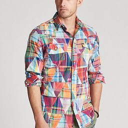 Patchwork Madras Shirt | Ralph Lauren (US)