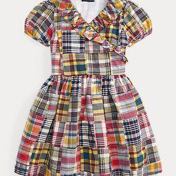 Patchwork Cotton Wrap Dress | Ralph Lauren (US)