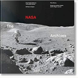 The NASA Archives. 60 Years in Space   Amazon (US)