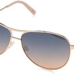 Women's J106 Metal Aviator Sunglasses with 100% UV Protection, 60 mm   Amazon (US)