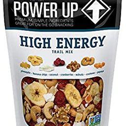 Power Up Trail Mix, High Energy Trail Mix, Keto-Friendly, Paleo-Friendly, Non-GMO, Vegan, GlutenF... | Amazon (US)