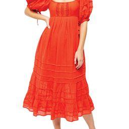 Lets Be Friends Midi Dress | Belk