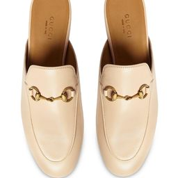 Princetown leather slippers   Farfetch (US)