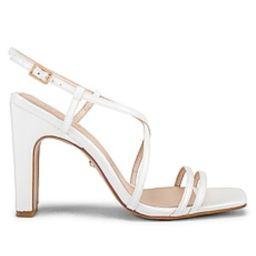 RAYE Bee Heel in White from Revolve.com | Revolve Clothing (Global)