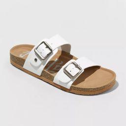 Women's Mad Love Keava Footbed Sandal | Target