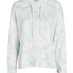 Nico Tie-Dye Hooded Sweatshirt | INTERMIX