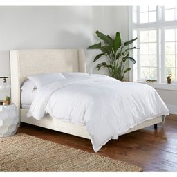 Alrai Upholstered Low Profile Standard Bed | Wayfair North America