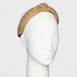 Headband - A New Day™ Brown | Target