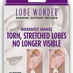Lobe Wonder Ear Lobe Support Patches -- 60 ct. | Amazon (US)