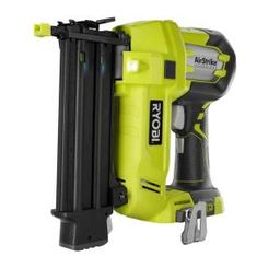 18-Volt ONE+ Cordless AirStrike 18-Gauge Brad Nailer (Tool Only) with Sample Nails   The Home Depot