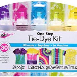 Tulip One-Step 5 Color Tie-Dye Kits Ultimate, 1.5oz | Amazon (US)
