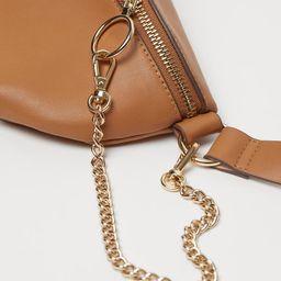 Chain-detail Belt Bag   H&M (US)